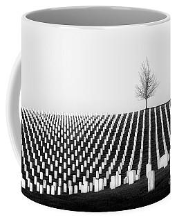 Leavenworth National Cemetery  Coffee Mug
