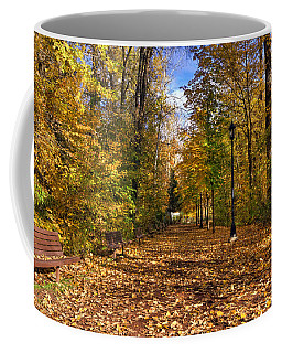 Leavenworth Waterfront Park Coffee Mug