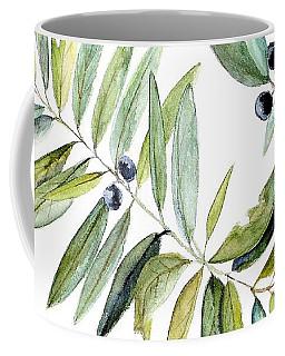 Leaves And Berries Coffee Mug