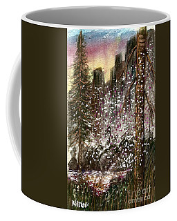 Leaves Of Change  Coffee Mug