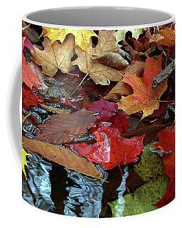 Leaves Of Color Coffee Mug