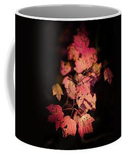 Leaves Of Surrender Coffee Mug by Karen Wiles
