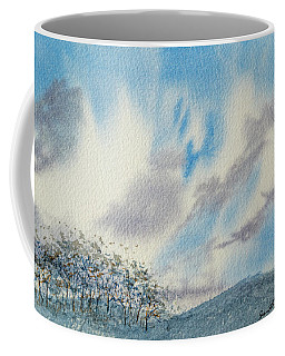 The Blue Hills Of Summer Coffee Mug