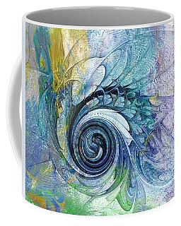 Leaving It All Behind Coffee Mug