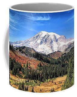Leaving Paradise Coffee Mug