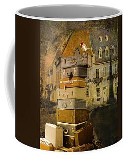 Leaving Quebec Coffee Mug