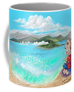 Leaving The Dream Coffee Mug