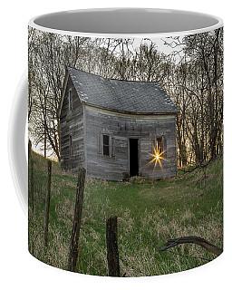 Leaving The Light On Coffee Mug