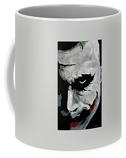 Ledger's Joker Coffee Mug