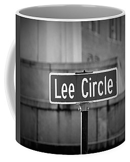 Lee Circle Coffee Mug