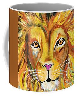 Lee The Lion Coffee Mug