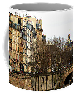 Left Bank View Coffee Mug
