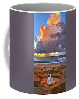 Left Behind - From Singer Island Florida. Coffee Mug