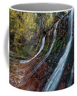 Left Fork Waterfall Coffee Mug