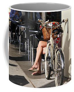 Leg Power - On Montana Avenue Coffee Mug