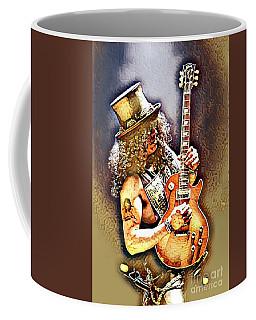 Legends Of Rock - Slash - Sweet Child Coffee Mug