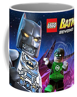 Lego Batman 3 Beyond Gotham Coffee Mug