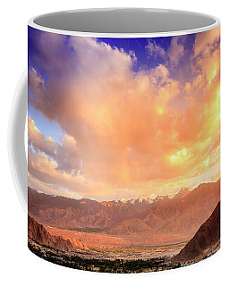 Coffee Mug featuring the photograph Leh, Ladakh by Alexey Stiop