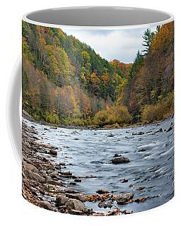 Lehigh Valley Gorge Coffee Mug by Nicki McManus