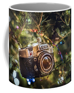 Leica Christmas Coffee Mug
