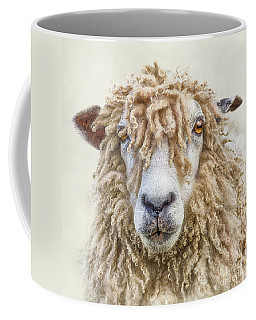 Leicester Longwool Sheep Coffee Mug