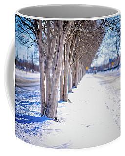 Leigh Street Snow Coffee Mug