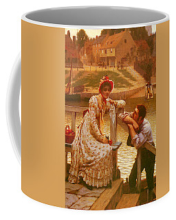 Leighton Edmund Blair Courtship Coffee Mug