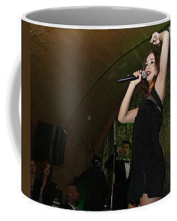 Leighton Meester Coffee Mug