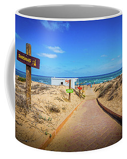 Leisure Beach Coffee Mug
