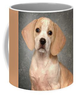 Lemon Beagle Puppy Coffee Mug