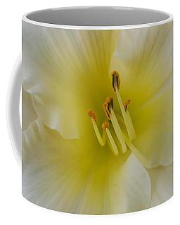 Lemon Daylily Coffee Mug