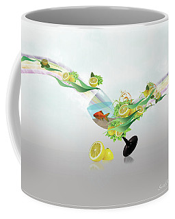 Lemon Fish Coffee Mug