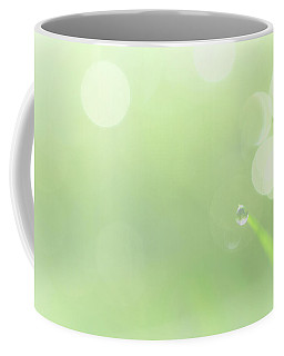 Coffee Mug featuring the photograph Lemon by Gene Garnace