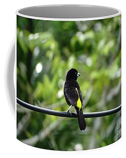 Lemon-rumped Tanager Coffee Mug