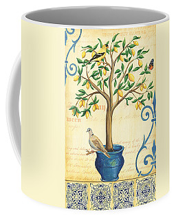 Lemon Tree Of Life Coffee Mug