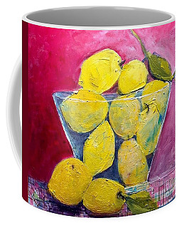 Lemon Twist Coffee Mug