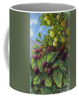 Lemons And Berries Coffee Mug