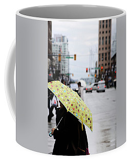 Coffee Mug featuring the photograph Lemons And Rubber Boots  by Empty Wall