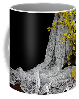 Lemons'n Lace Coffee Mug