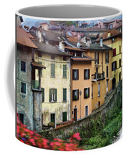 Lenno From The Bus Coffee Mug by Jennie Breeze