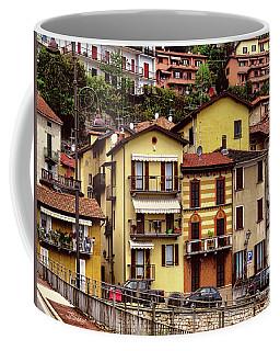 Lenno.lake Como Coffee Mug by Jennie Breeze