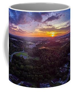 Lenoir North Carolina  Sunset Coffee Mug