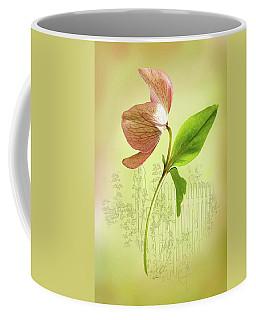 Lenton Rose 1 Coffee Mug