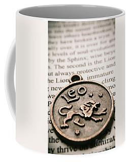 Leo The Token Lion Coffee Mug