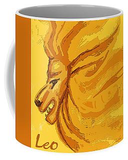 Leo Coffee Mug