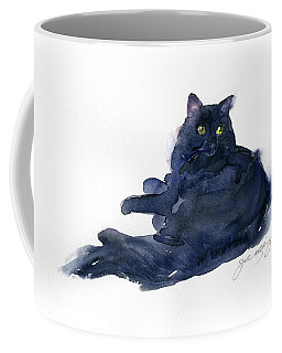 Leon Portrait Coffee Mug