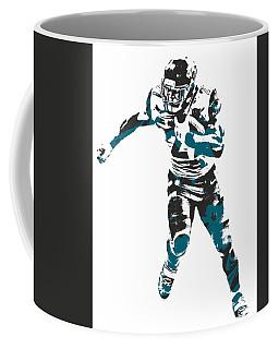 Leonard Fournette Jacksonville Jaguars Pixel Art 10 Coffee Mug