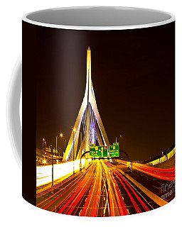 Leonard P. Zakim Bunker Hill Bridge  Coffee Mug