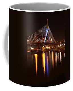 Leonard P. Zakim Bunker Hill Bridge Reflection 2 Coffee Mug
