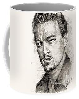 Leonardo Dicaprio Portrait Nr.2 Coffee Mug